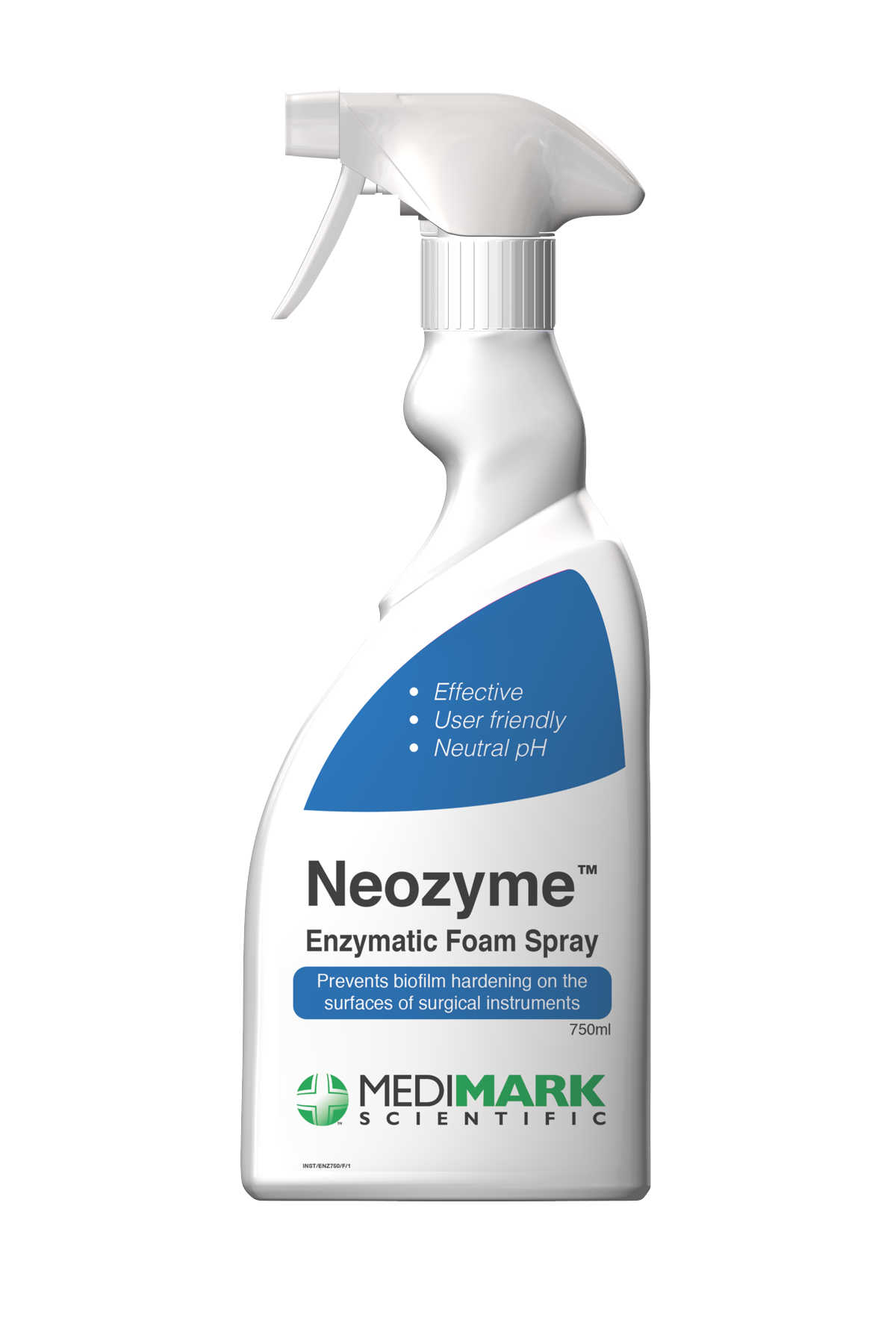 NEOZYME Enzymatic Foam Spray