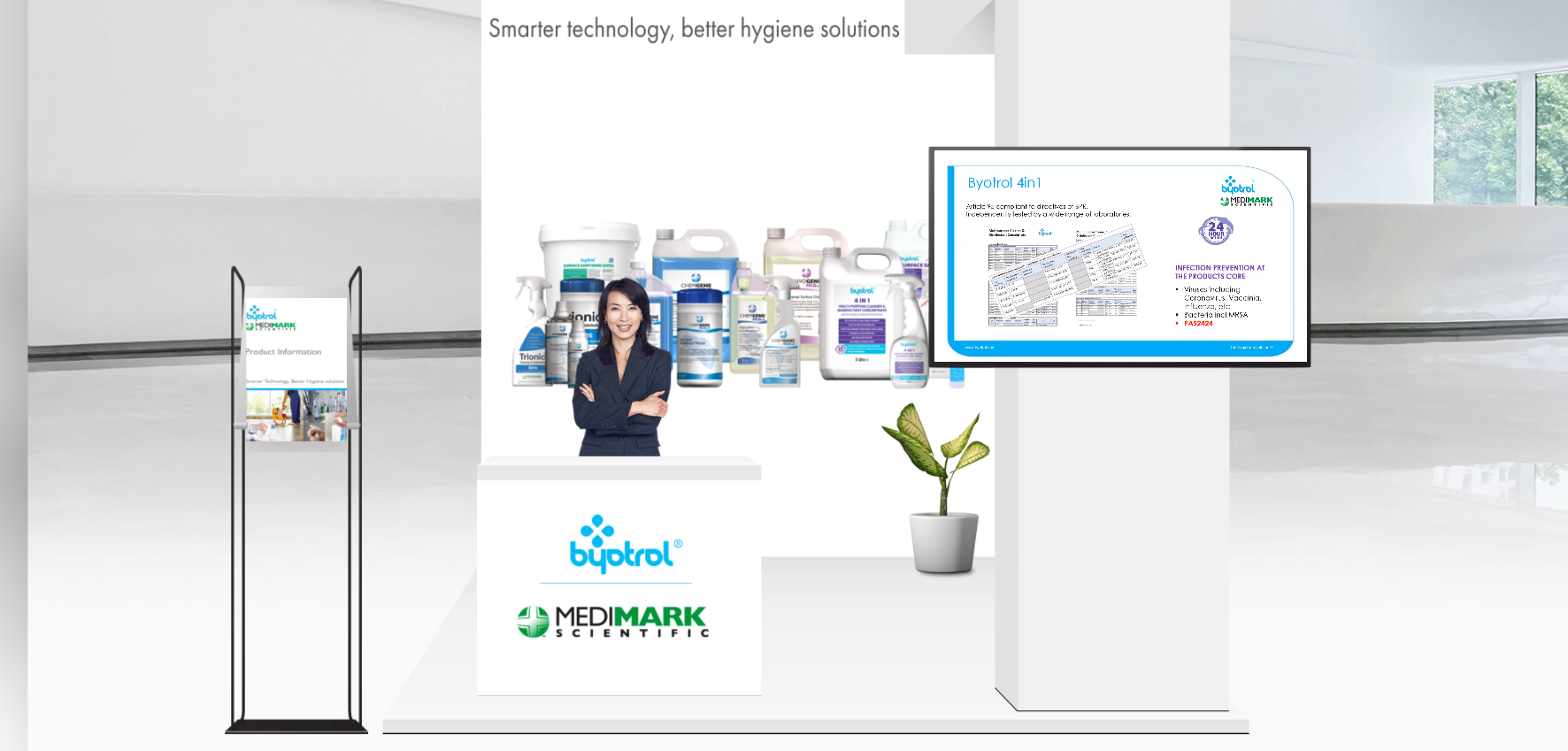 MEDIMARK SCIENTIFIC AT MANCHESTER CLEANING SHOW VIRTUAL EVENT