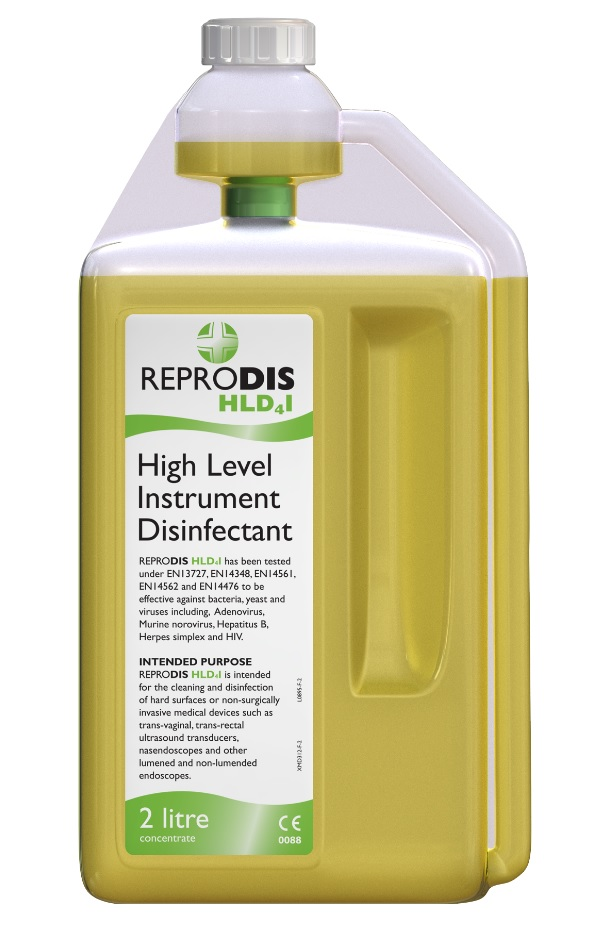 REPRODIS CE HLD4i DISINFECTANT FOR CLASS IIb MEDICAL INSTRUMENTS / DEVICES