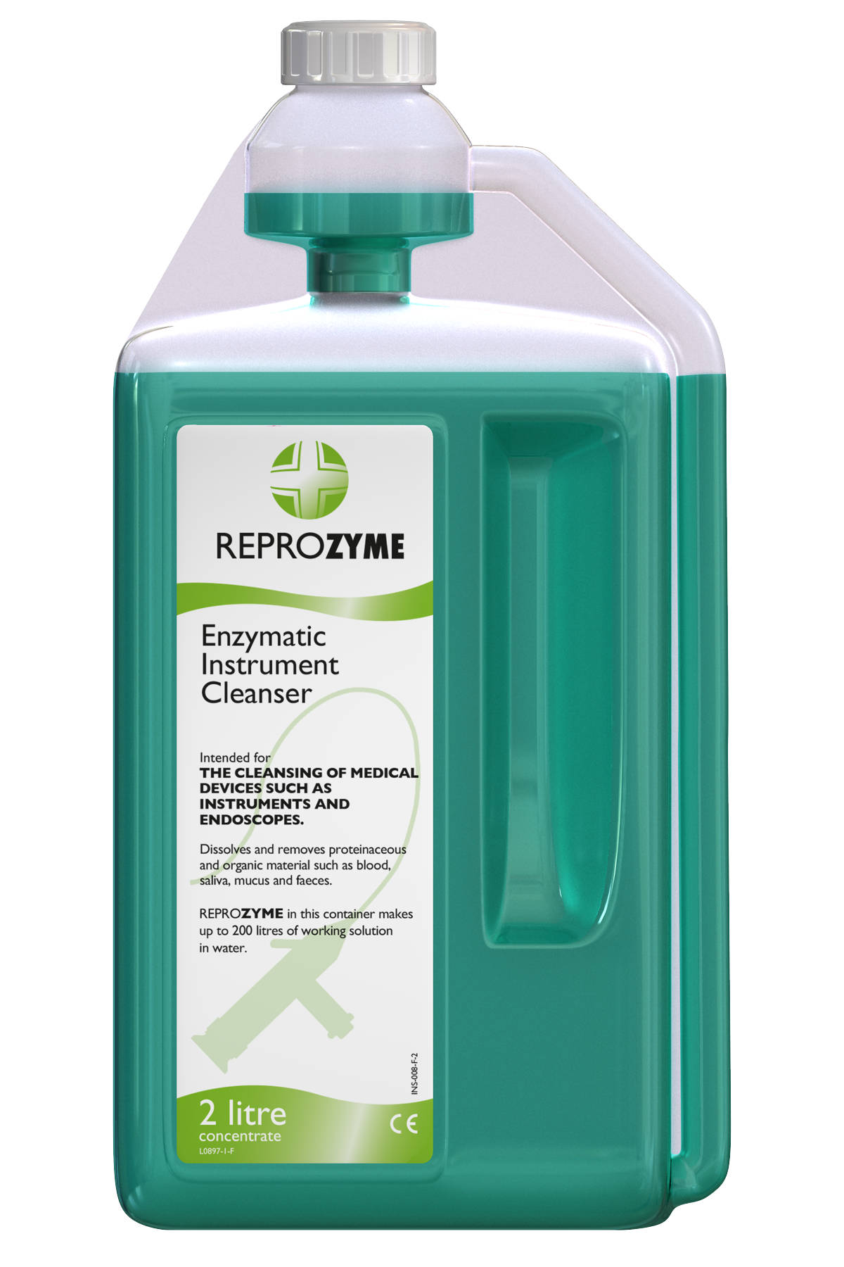 REPROZYME CE Enzymatic Instrument Cleaner