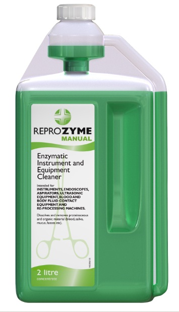 REPROZYME MANUAL TRIPLE ENZYMATIC INSTRUMENT CLEANER