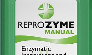 REPROZYME MANUAL TRIPLE ENZYMATIC VETERINARY INSTRUMENT CLEANER