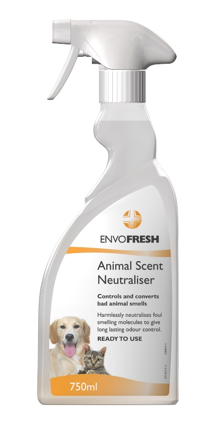 ENVOFRESH ANIMAL SCENT ABSORBER