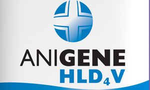ANIGENE HLD4V Animal Health Disinfectant Cleaner
