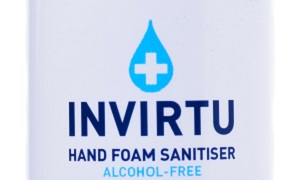 INVIRTU Alcohol Free Hand Foam