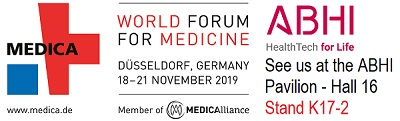 MEDICA 2019 - expanding the distribution network